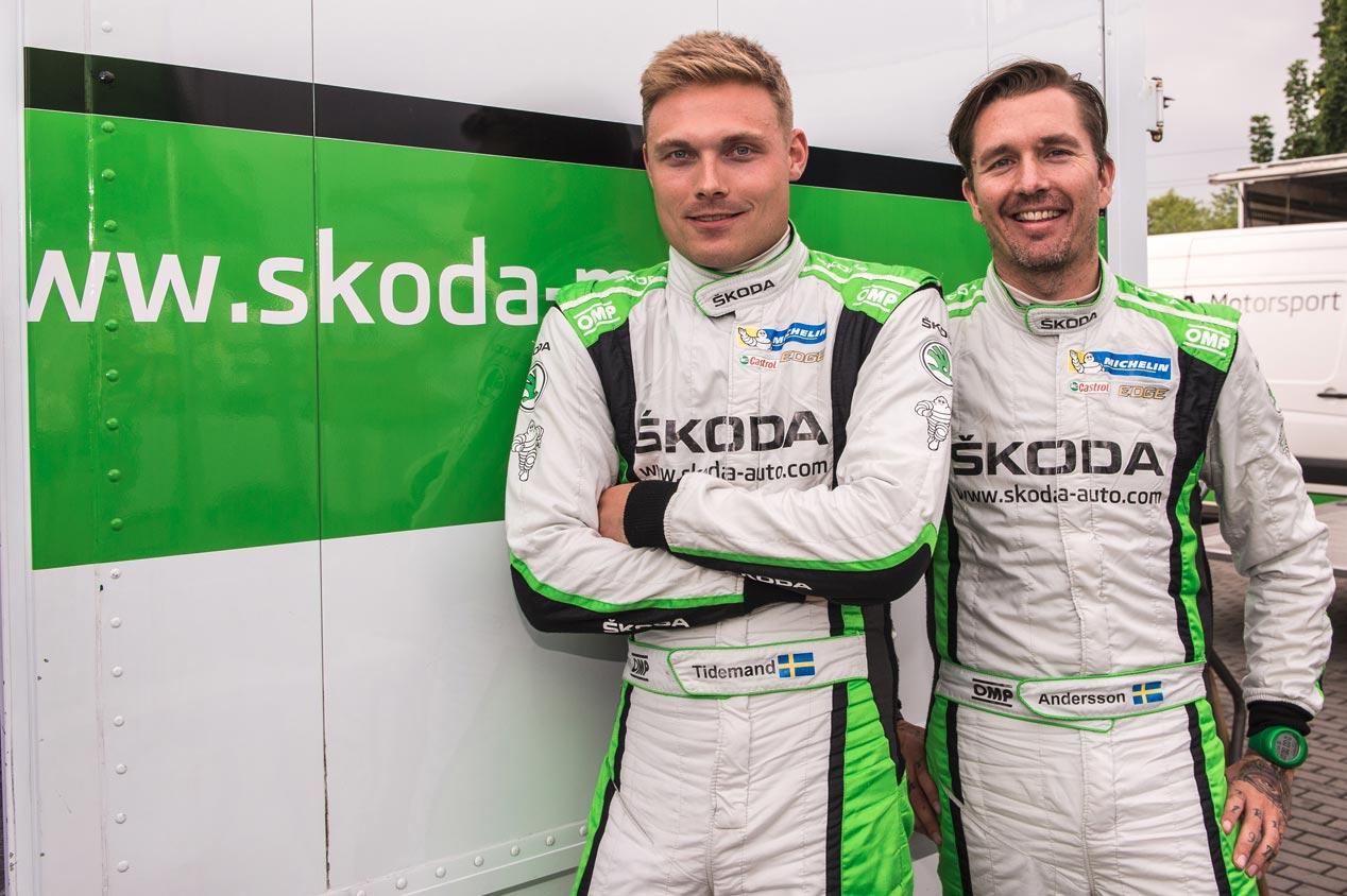 Los planes deportivos de Skoda Motorsport para 2018