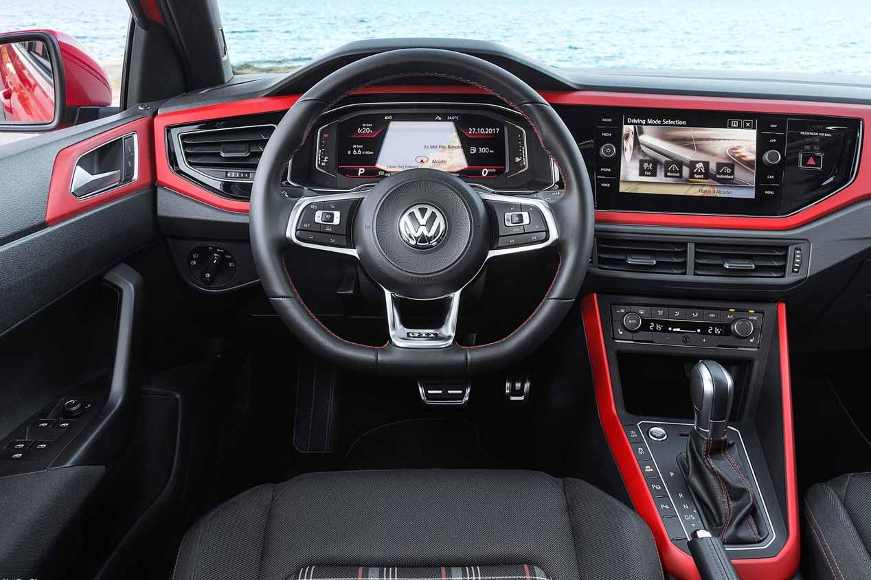 Prueba del VW Polo GTi 2018: un deportivo para el día a día