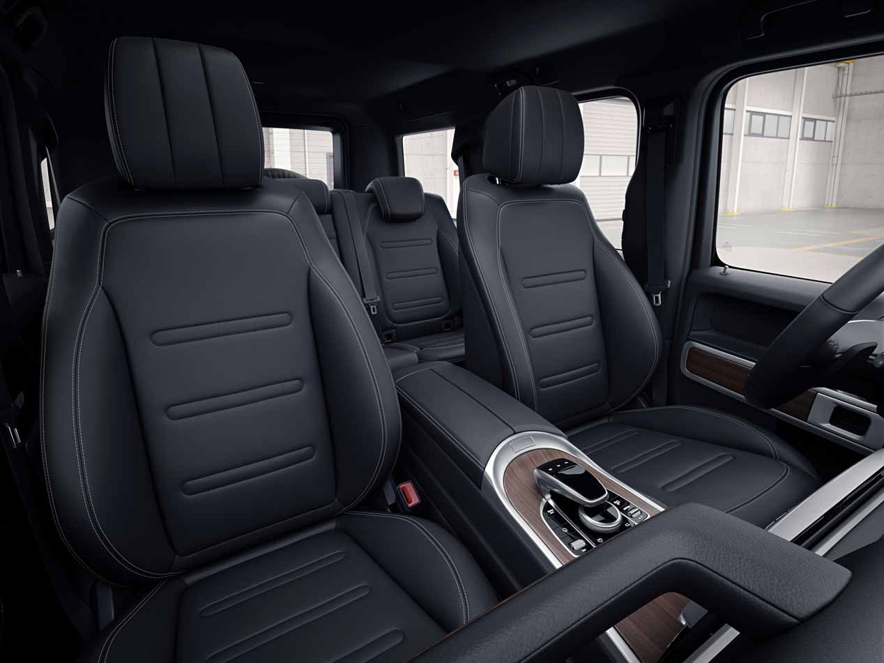 Mercedes Clase G 2018: un icono reinventado