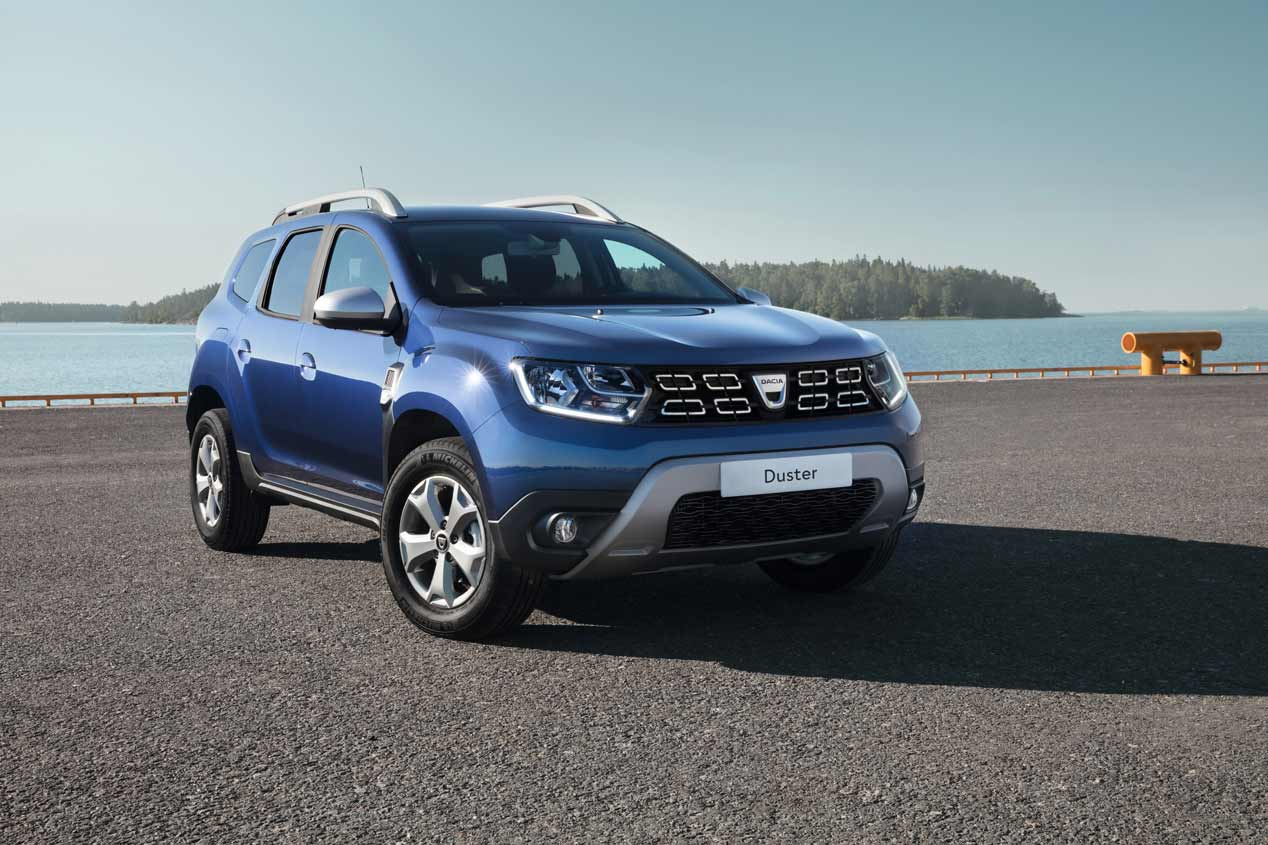 El Dacia Duster 2018 llegará a España en febrero