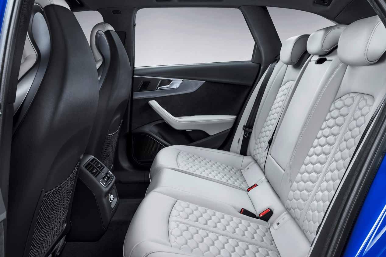 A prueba el Audi RS 4 Avant 2018