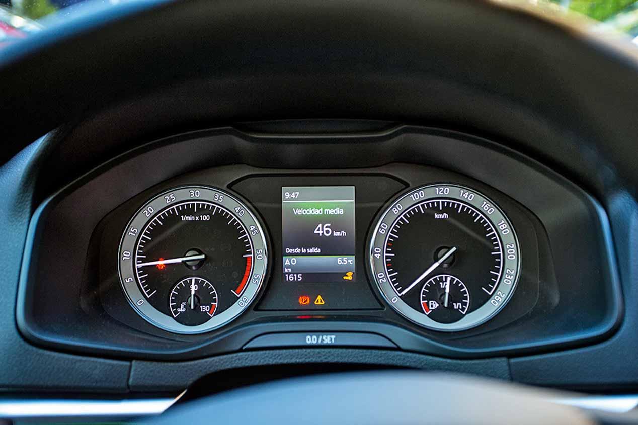 Prueba del Skoda Karoq Diesel 1.6 TDI 116 CV