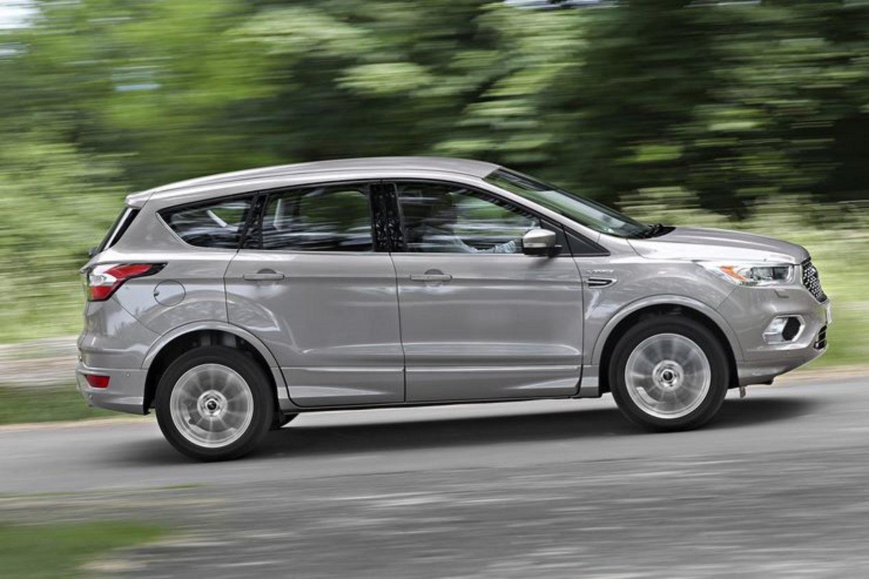 Comparativa SUV Diesel: Ford Kuga, Kia Sportage y Mazda CX-5