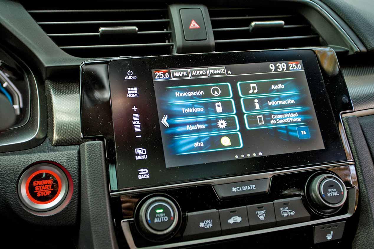 Probamos los Honda Civic 1.0 i-VTEC y 1.5 i-VTEC de gasolina
