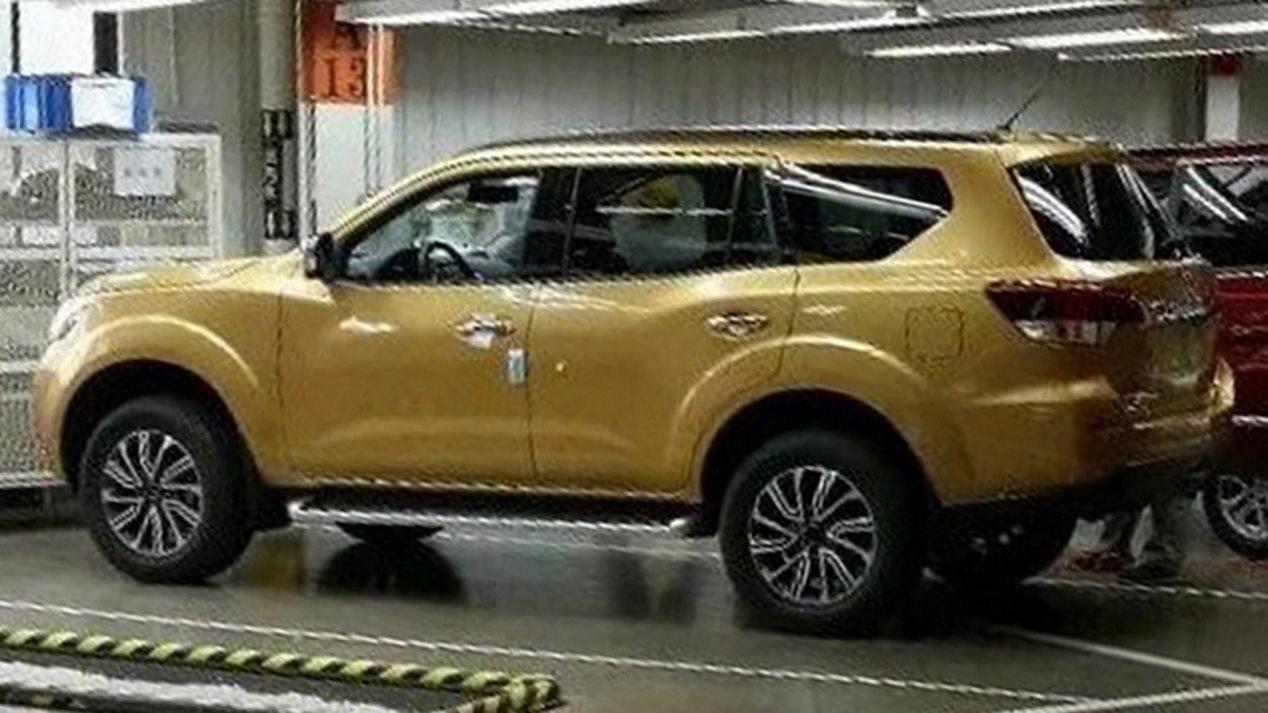 Nissan Terra 2018: así será el nuevo SUV de 7 plazas