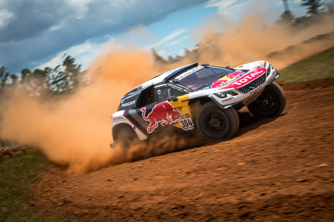 Dakar 2018: una de las ediciones más duras