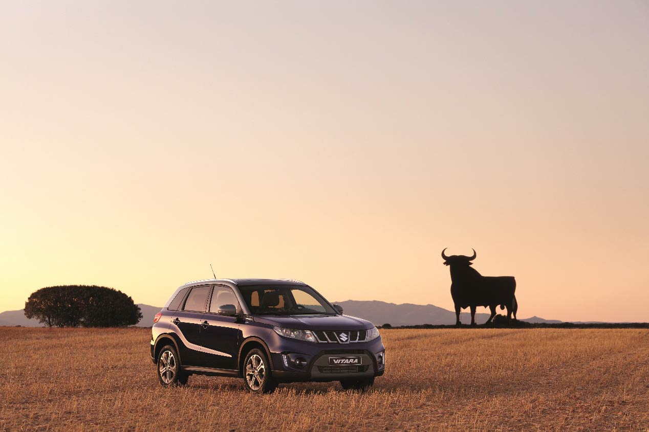 Suzuki Vitara Toro, nueva edición especial para España