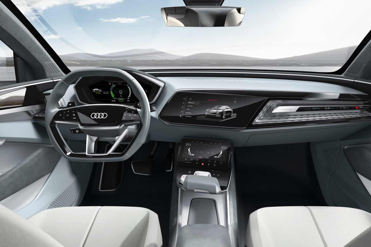 Audi E-Tron GT: así será el deportivo eléctrico