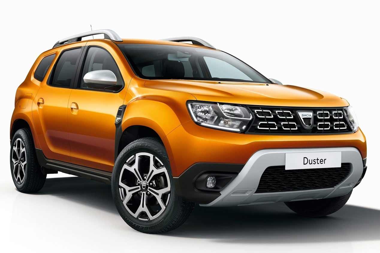 Dacia Duster 2018: todas las claves y fotos del nuevo SUV