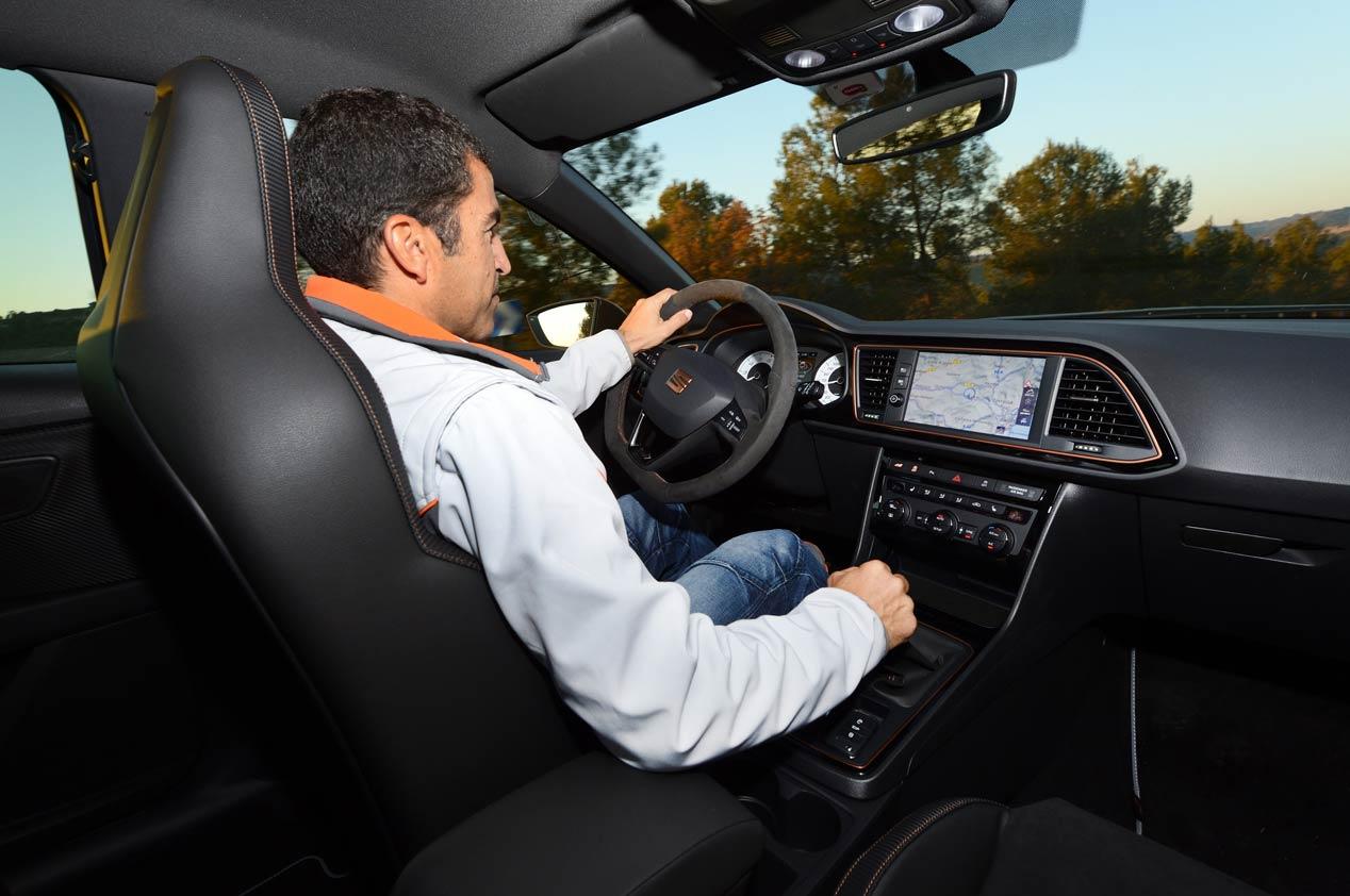 El Seat León Cupra R, analizado por Jordi Gené
