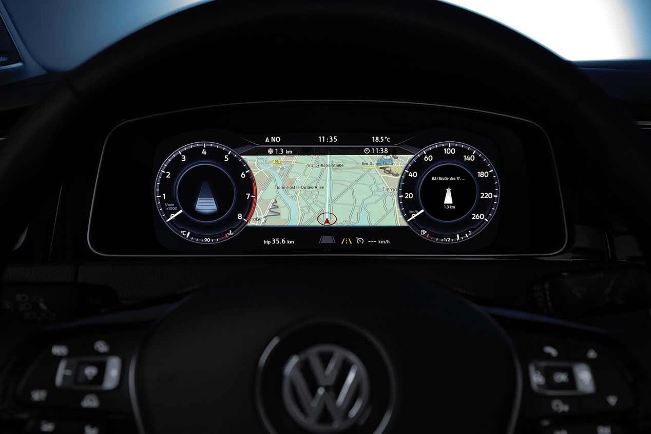 El nuevo VW Touareg, en primavera de 2018