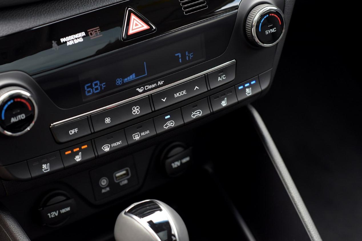 Hyundai Tucson 2018: el renovado SUV, en fotos