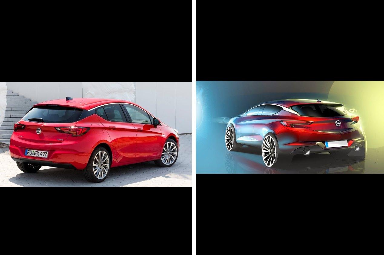 Del dibujo al coche de serie: ¿cuánto cambia un modelo?