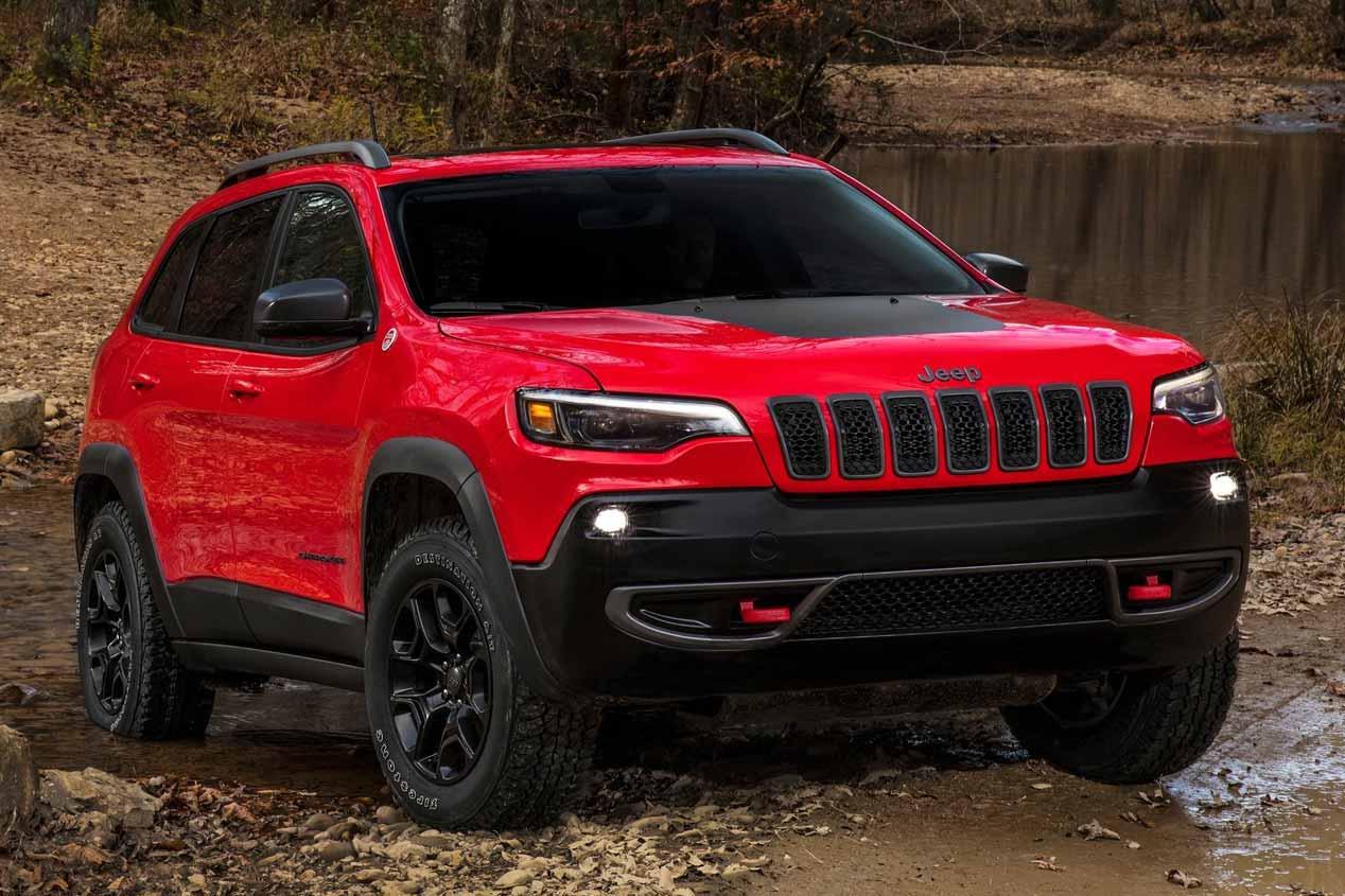 Jeep Cherokee 2019, primeras imágenes