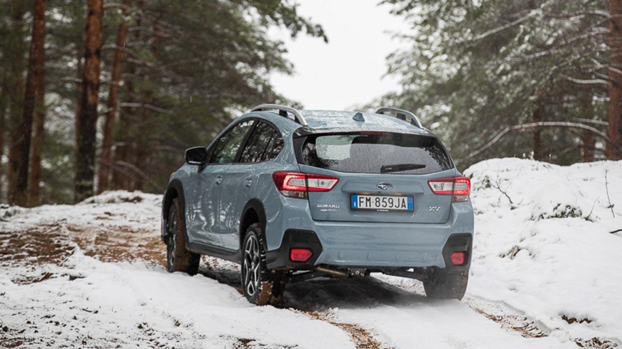 Subaru XV 2018: el nuevo SUV, en FOTOS y VÍDEO