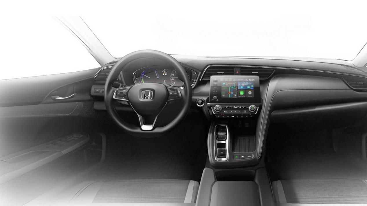 Honda Insight 2019: el híbrido japonés se reinventa