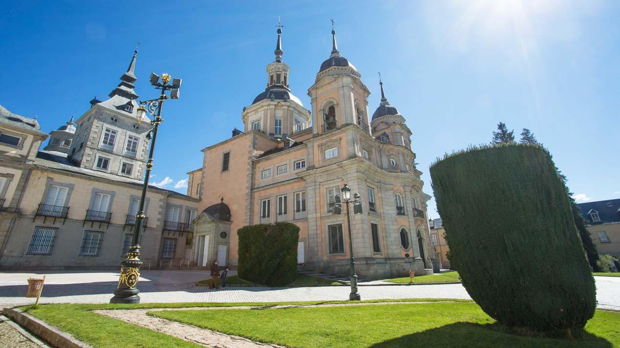 Seat 124 Sport: de ruta por la Sierra de Guadarrama y Segovia