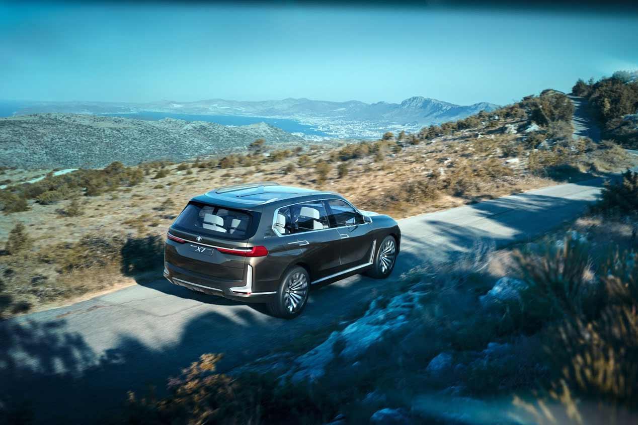 El nuevo BMW X7 llegará en 2018: ¡arranca su producción!