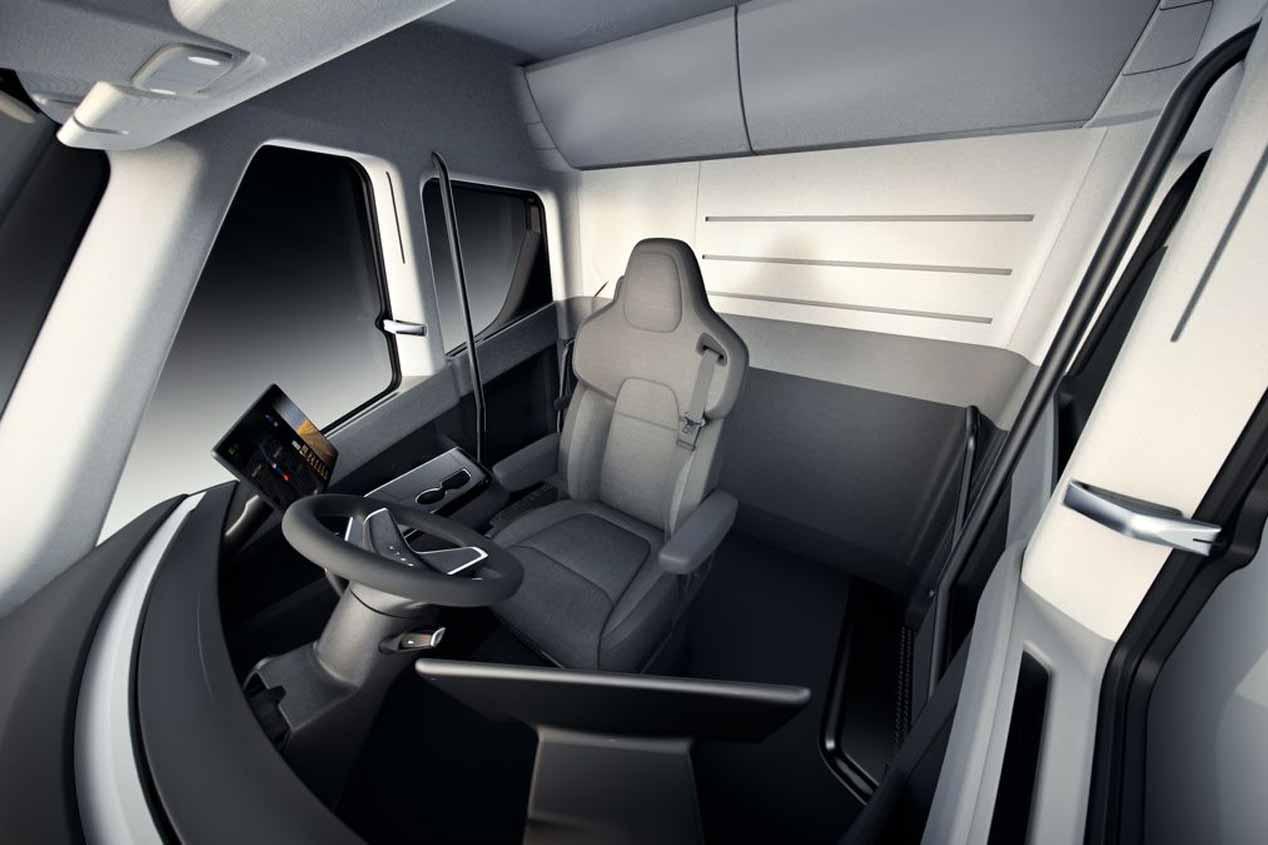 Tesla Semi: el camión eléctrico ya tiene casi 500 reservas