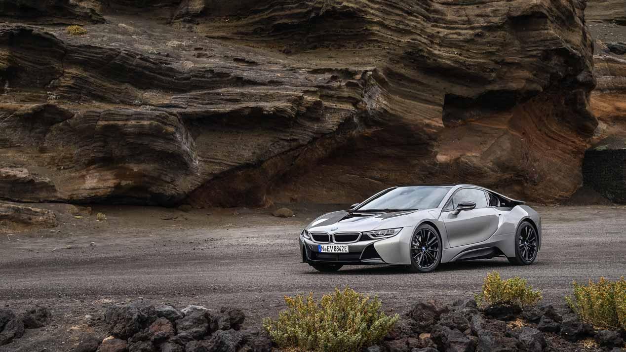 BMW en el Salón de Detroit 2018