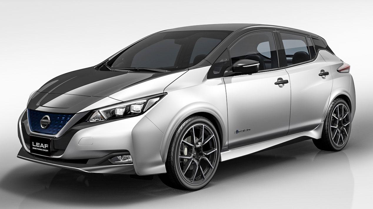 Torrente de novedades Nissan para el Salón de Tokio 2018