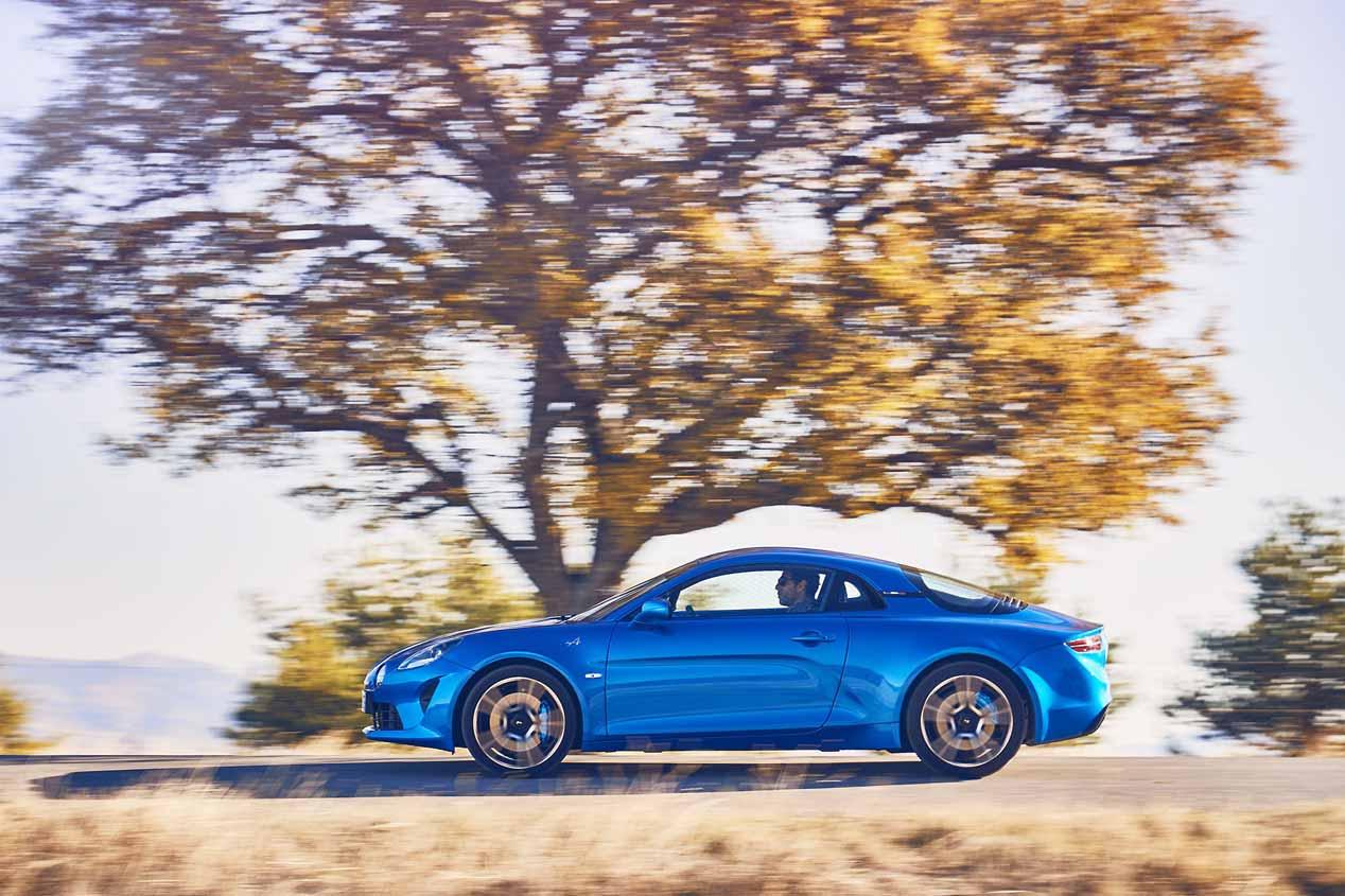 A prueba el Alpine A110 Premiere Edition, el nuevo gran deportivo francés