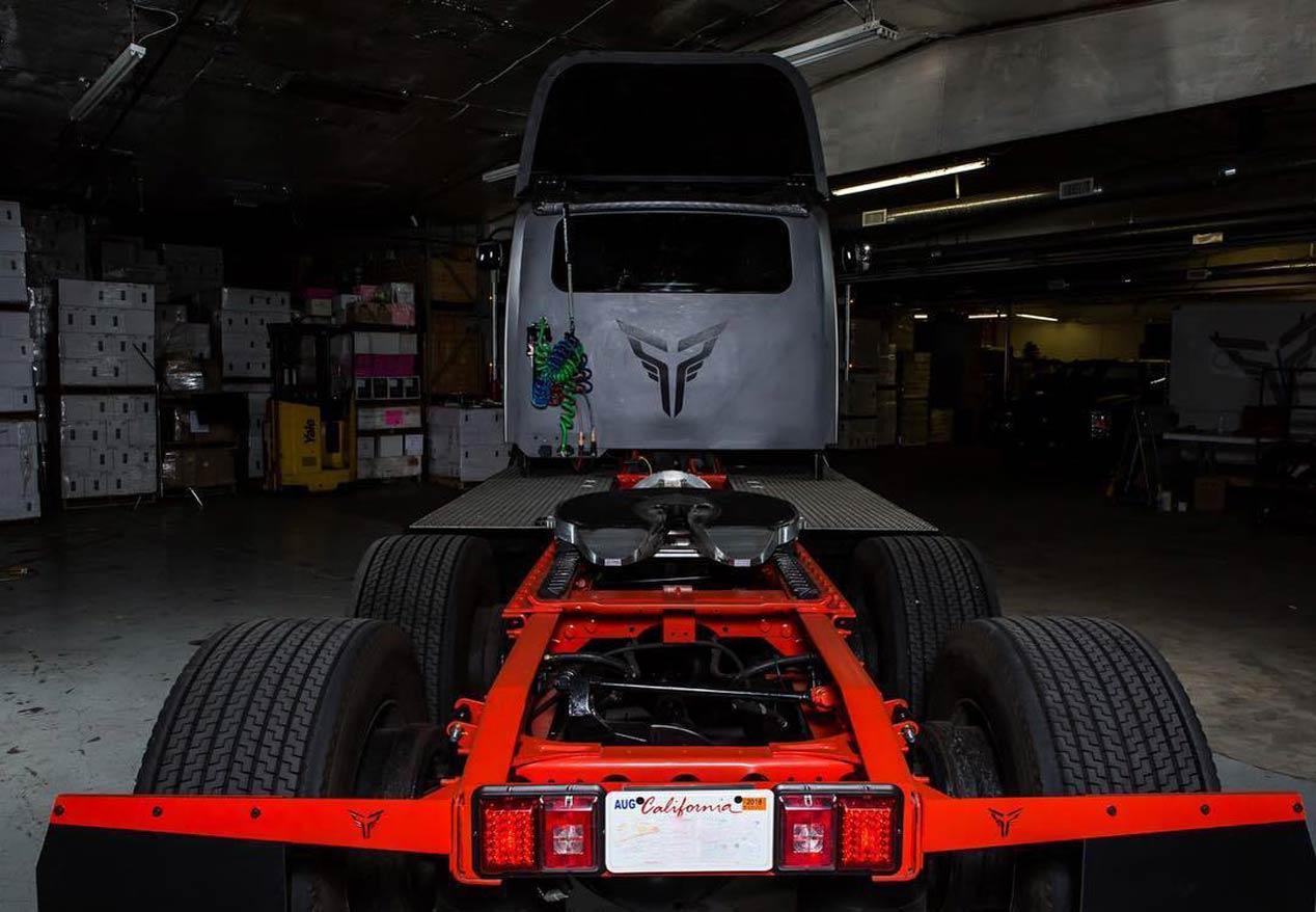 Thor Trucks ET-One, un rival más para Tesla