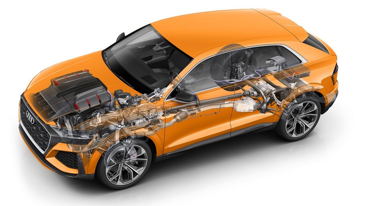Las novedades de Audi en 2018: Q8, A6, A1...
