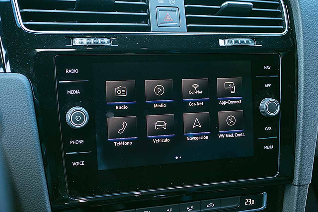 A prueba el VW Golf 1.5 TSi Evo de 150 CV