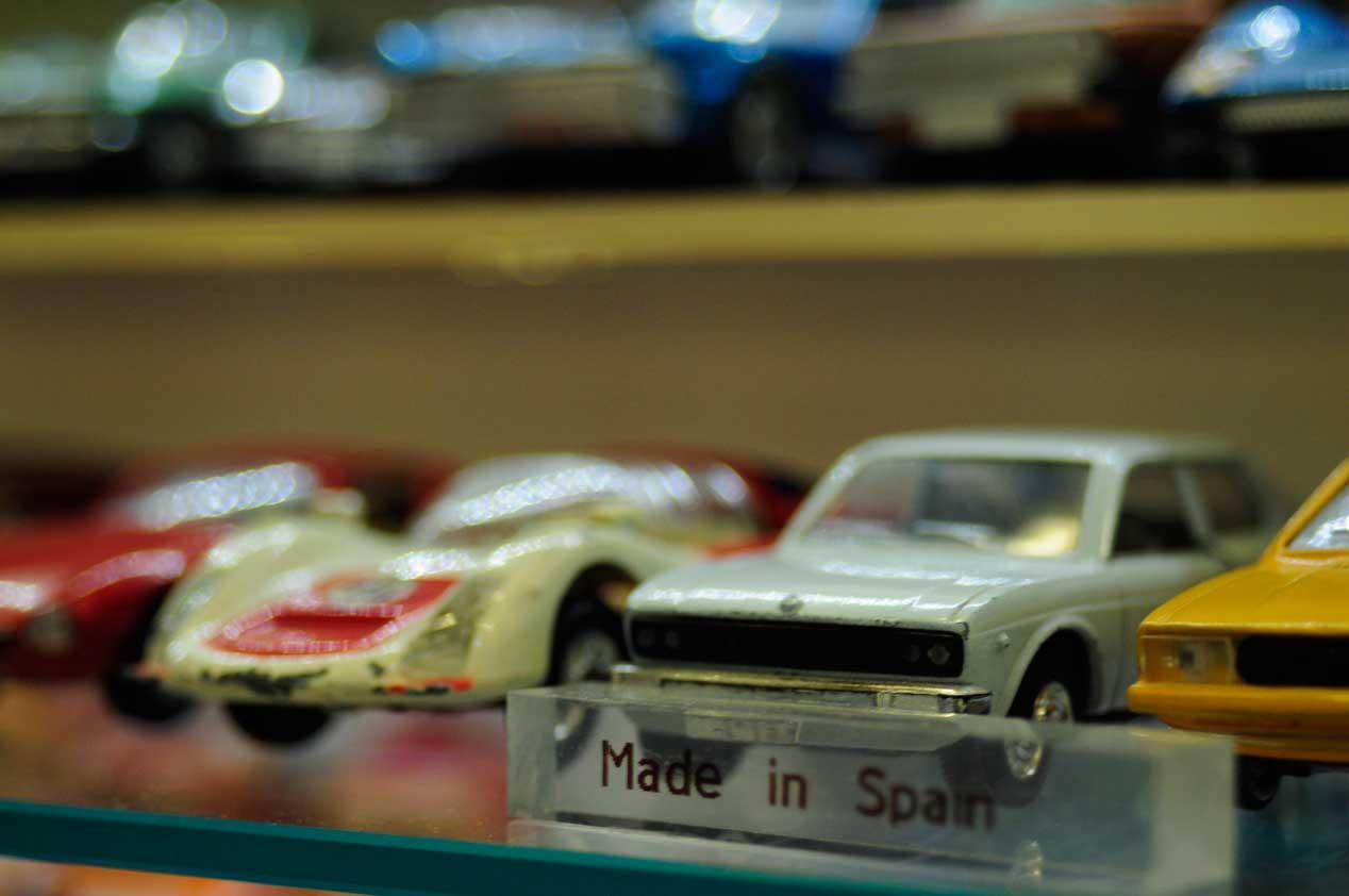Macchinine, slot y modelismo en el centro de Madrid
