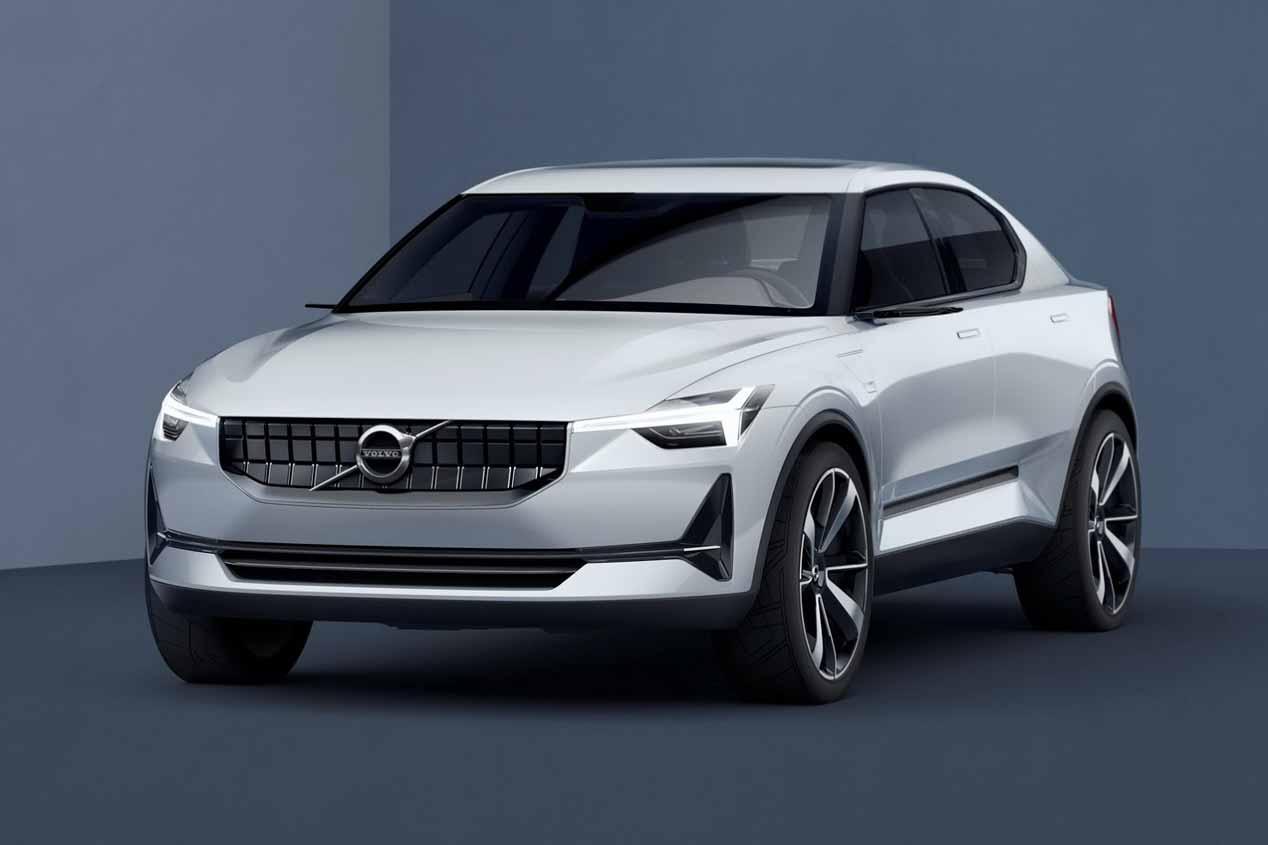 Así podría ser el nuevo Volvo V40: primeras imágenes