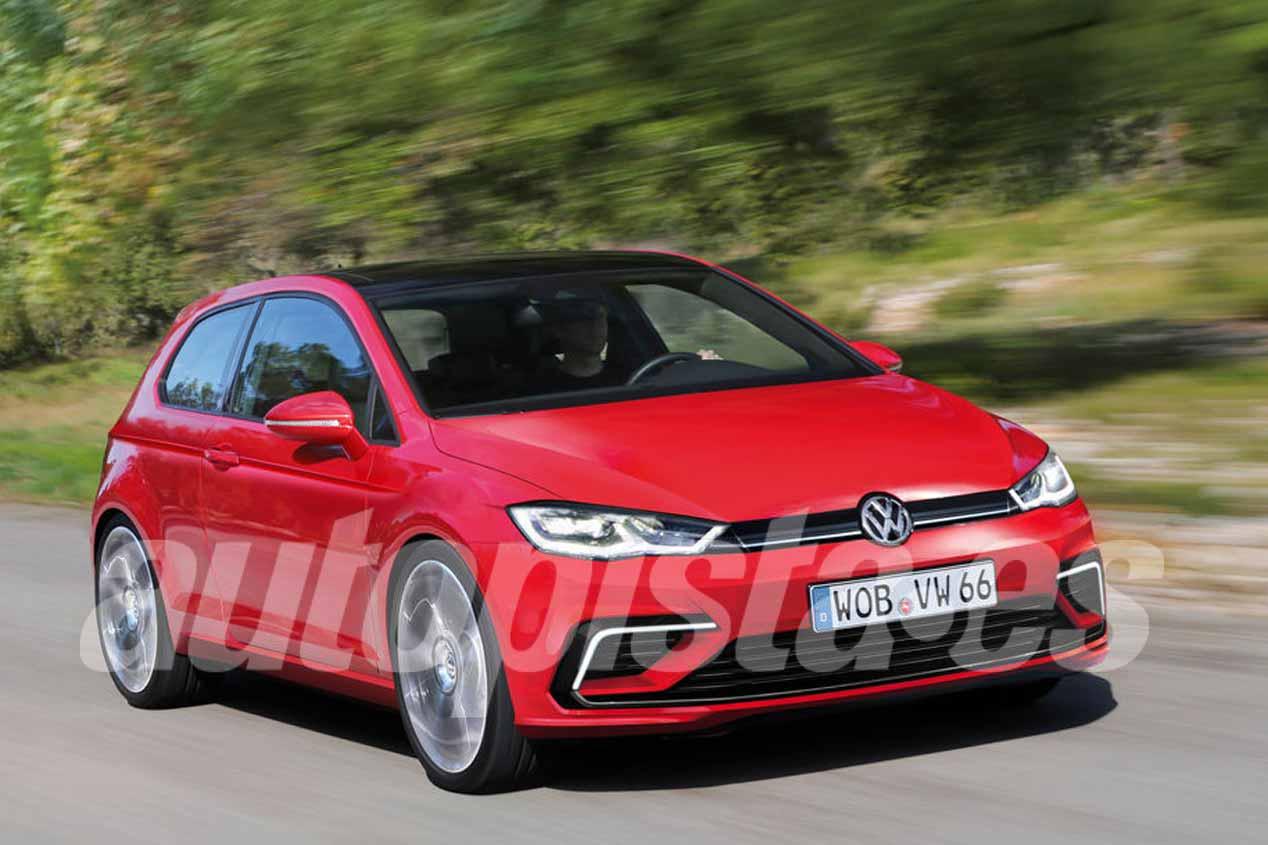 Volkswagen Golf 2019: nuevas imágenes