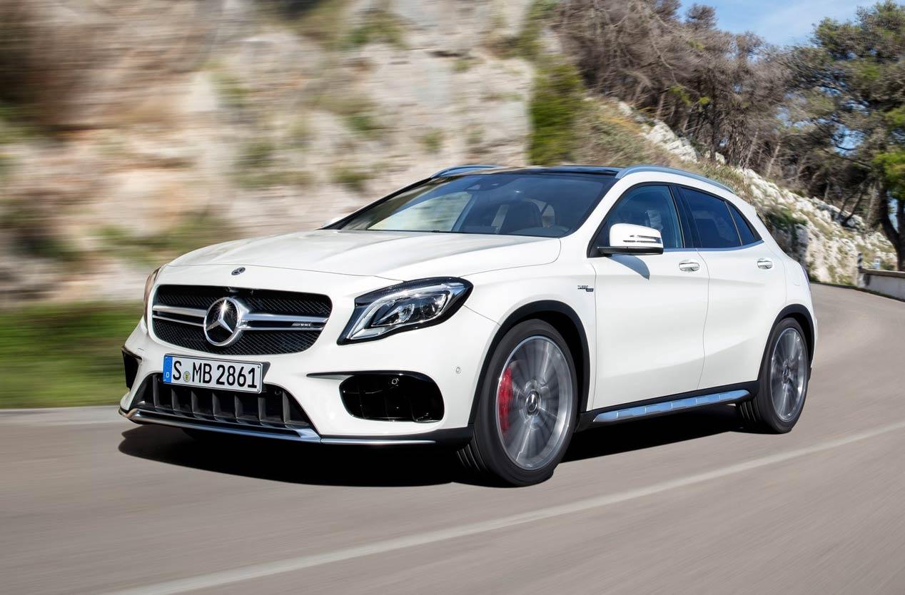 Top 10: los SUV más rápidos