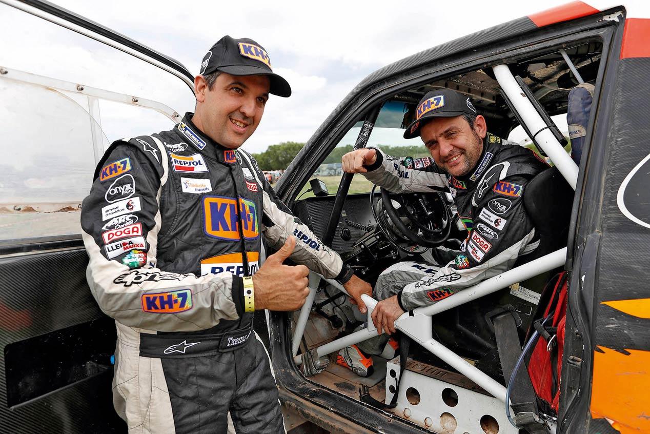 Dakar 2018: los siete españoles en la categoría de coches