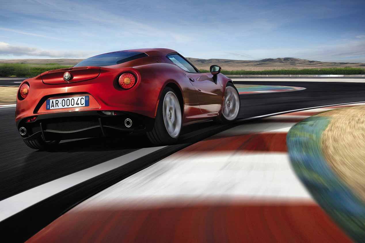 El futuro de Alfa Romeo: nuevos Giulietta, 4C, SUV grande...