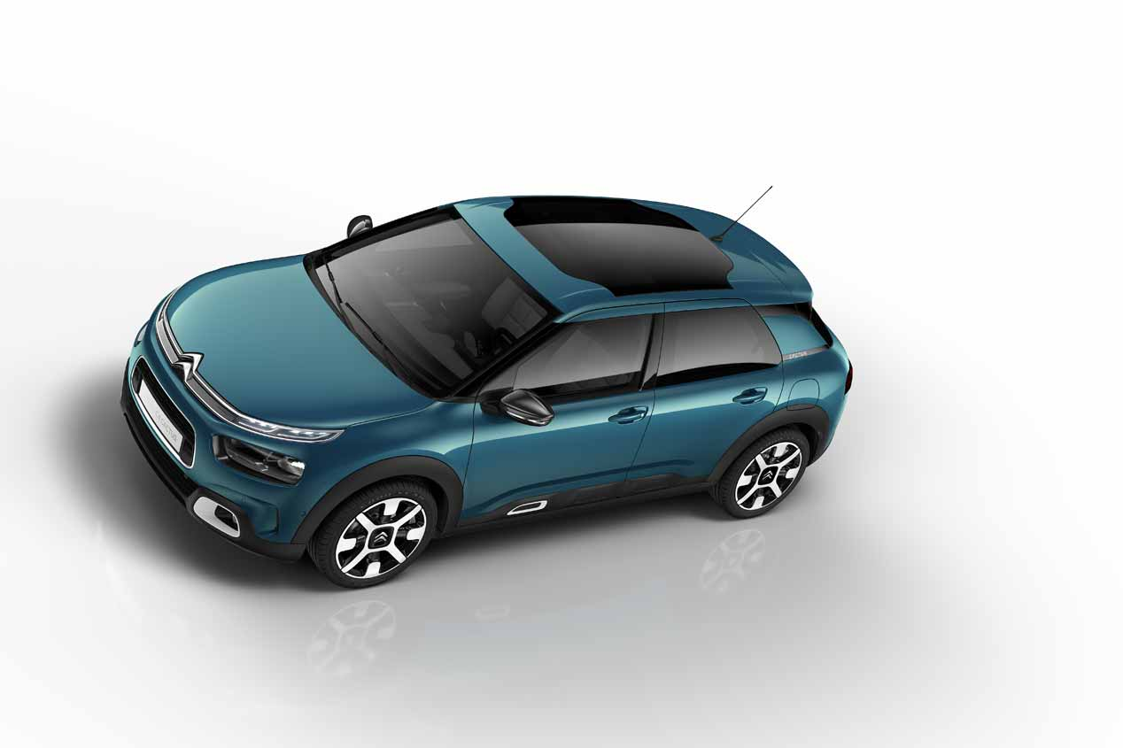 Primeros precios para Europa del Citroën C4 Cactus 2018