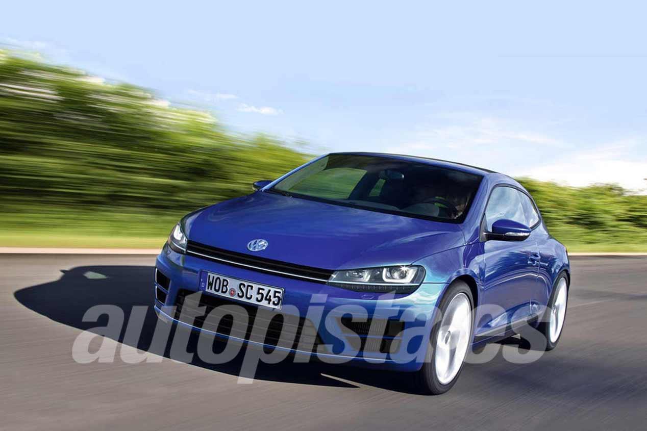 Volkswagen Polo Coupé: ¿podría ser un sustituto del Scirocco?