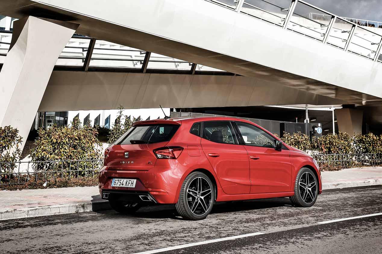 Prueba del nuevo Seat Ibiza 1.6 TDI FR