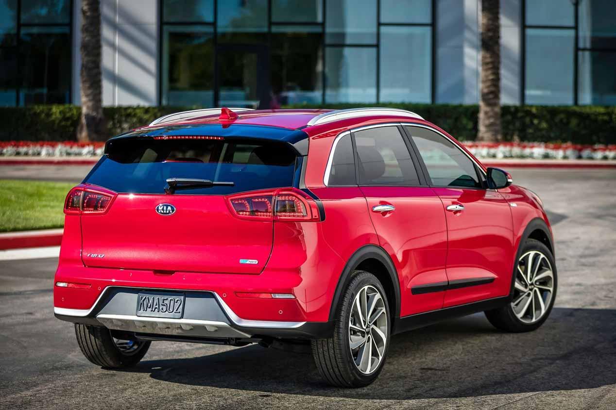 Los coches eléctricos, híbridos e híbridos plug-in más vendidos, en imágenes