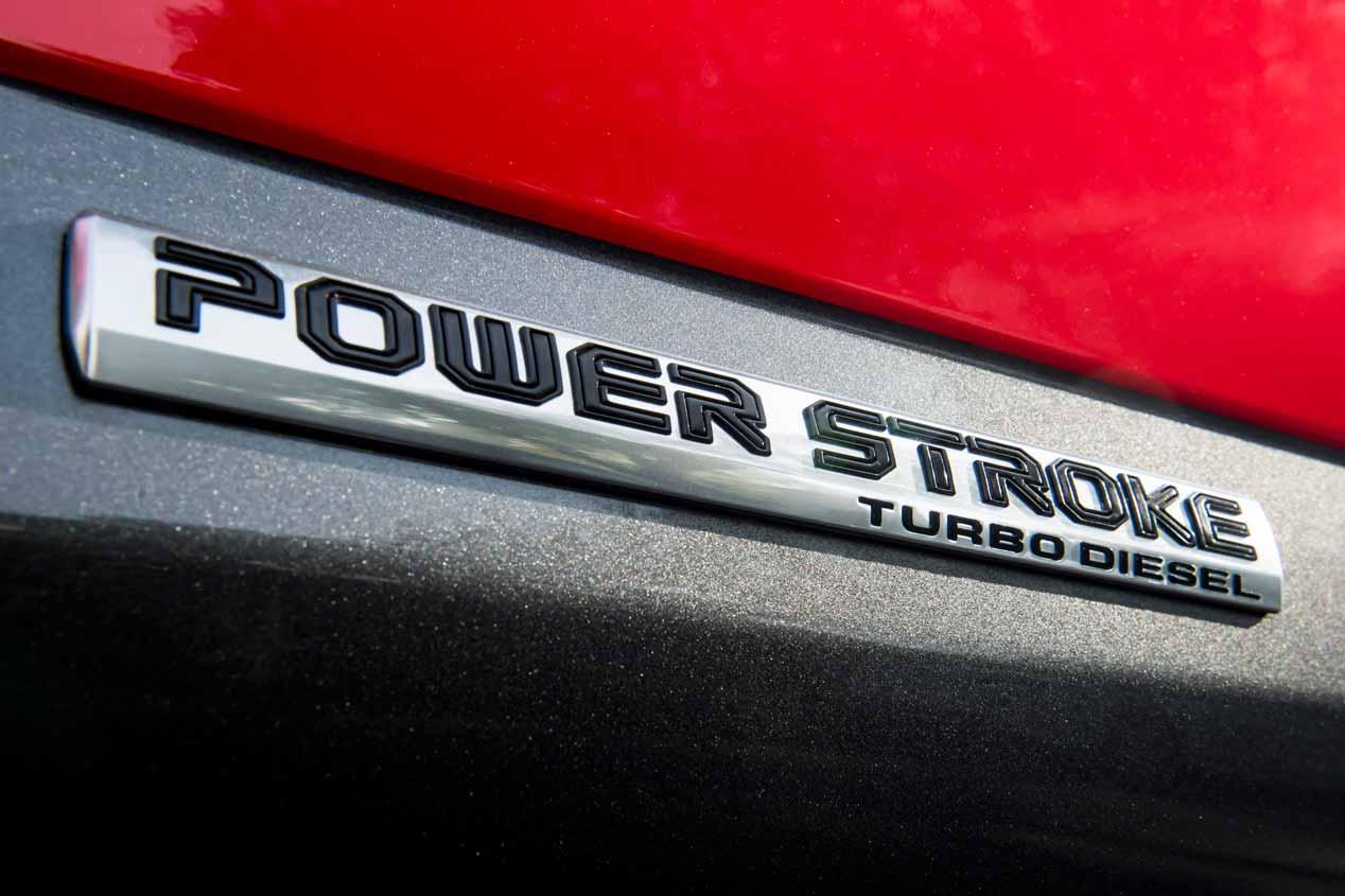 El Ford F-150 Power Stroke Diesel, en imágenes
