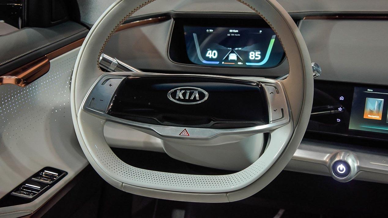 Kia Niro EV Concept: primeras fotos oficiales del Niro eléctrico