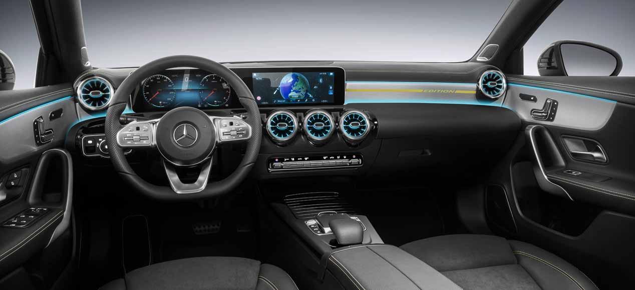 Mercedes GLB 2019: así será el nuevo SUV compacto