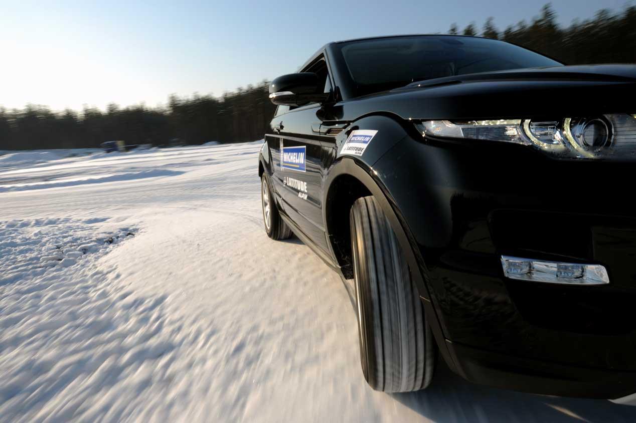 Cadenas o neumáticos de invierno, ¿qué es mejor?