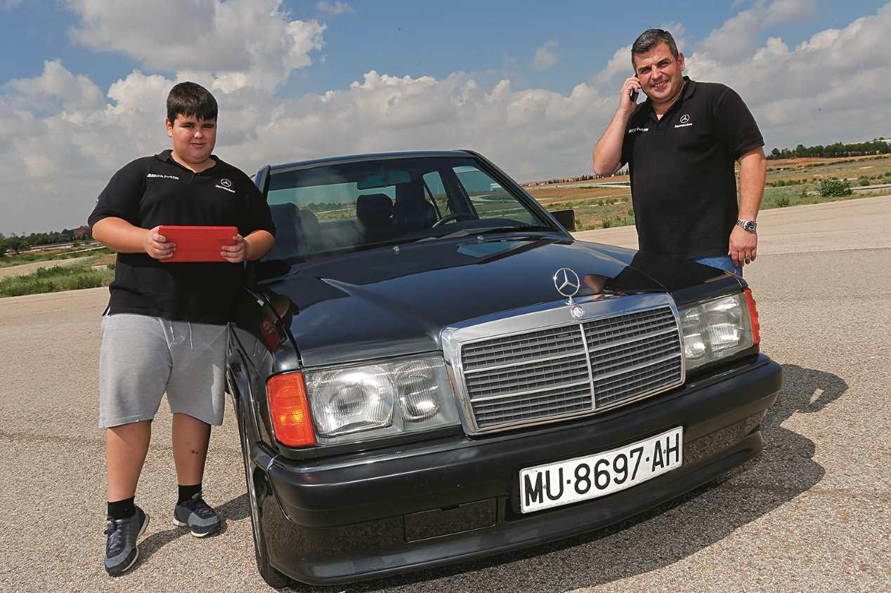 Mercedes-Benz 190 E 2.3 16V : historia de una berlina deportiva mítica