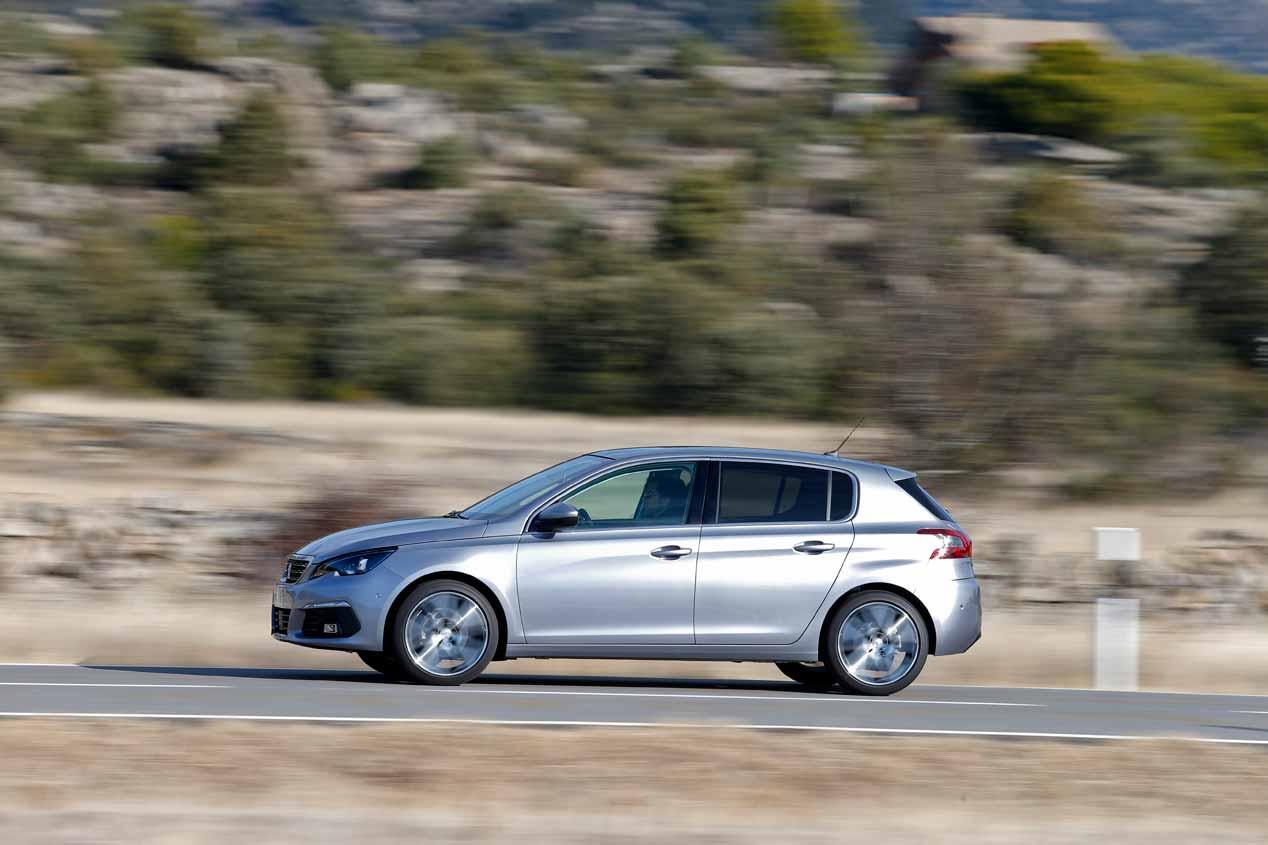 A prueba el Peugeot 308 Diesel 1.5 BlueHDi de 130 CV