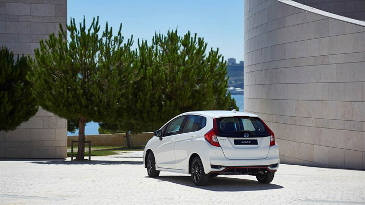 Honda Jazz 2018, el utilitario de Honda estrena motor, de gasolina y 130 CV