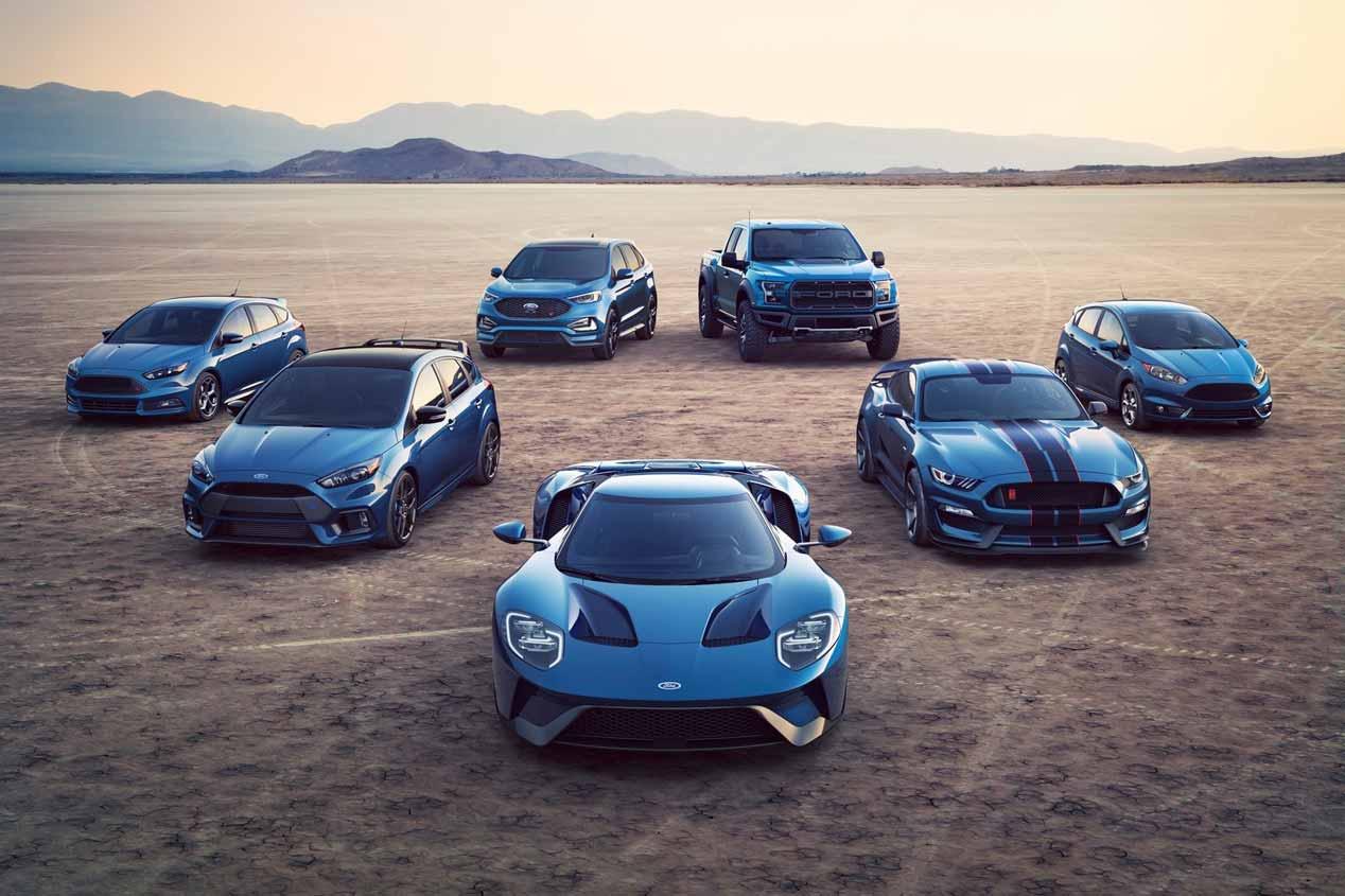 El nuevo Ford Edge ST 2018, en imágenes