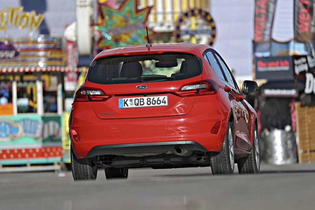 Comparativa: VW Polo TSI vs Ford Fiesta Ecoboost vs Kia Rio T-GDI vs Opel Corsa Turbo