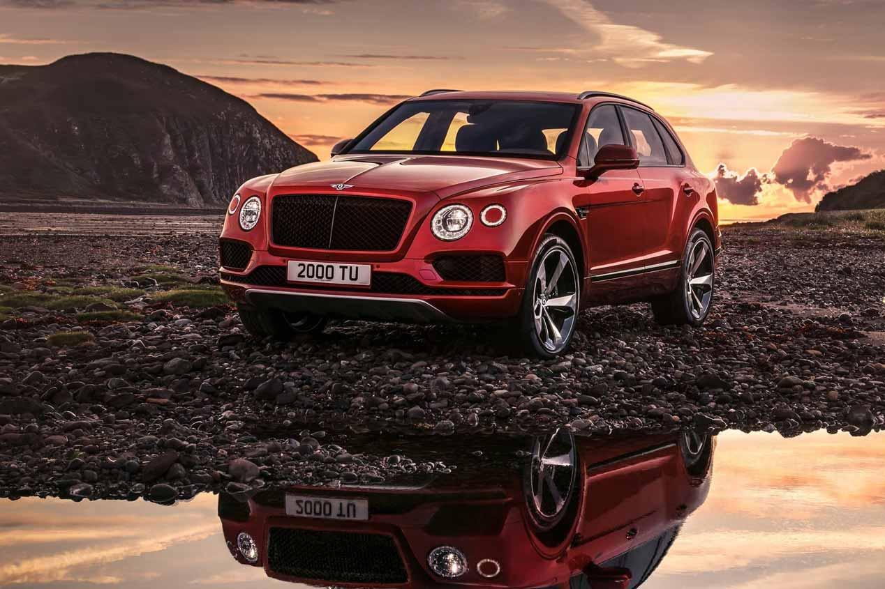El Bentley Bentayga V8 2018, en imágenes