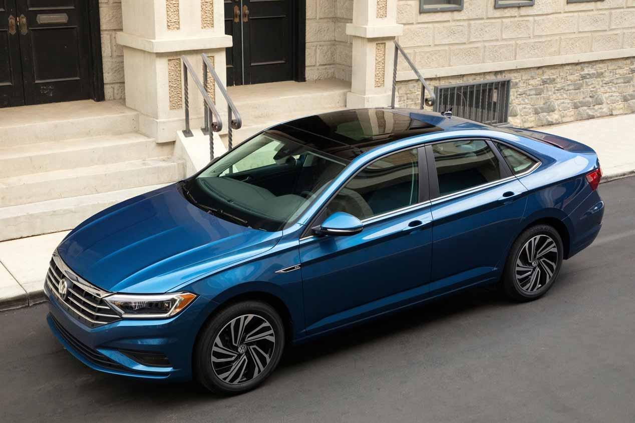 Volkswagen Jetta 2019: las mejores imágenes oficiales